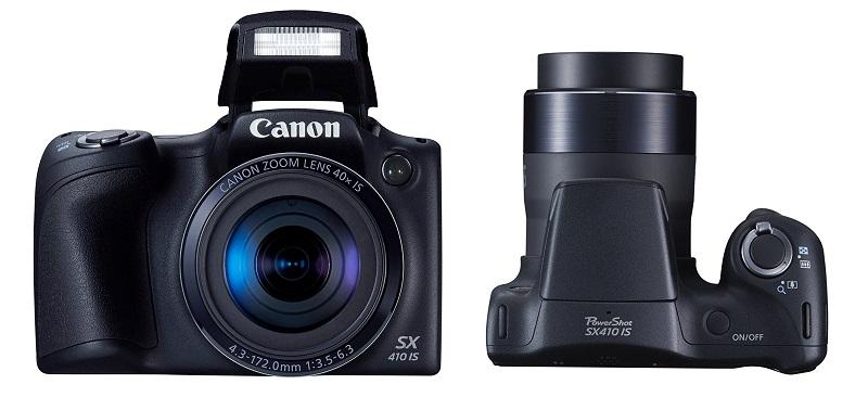Canon PowerShot SX410 IS opiniones viajar