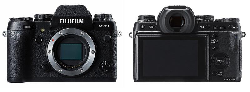 Fujifilm X-T1 - Cuerpo de cámara EVIL de 16.3 MP opiniones