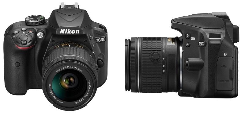 Nikon D3400 -Kit camara reflex opiniones viajeros