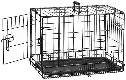 jaula para perros viaje